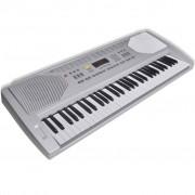 vidaXL Синтезатор с 61 клавиша и поставка за нотни листове