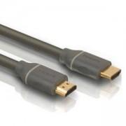 Philips високоскоростен HDMI кабел 3.0м, 3D, Audio Return Channel, позлатени накрайници, SWV4433S