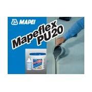 MAPEFLEX PU20 Etansant PU bicomponent autonivelant pentru etansarea rosturilor la pardoseli industriale supuse unui trafic intens atat la interior cat si la exterior 10KG