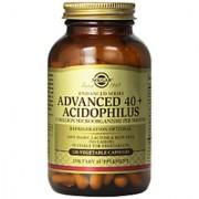 Solgar Advanced 40 Plus Acidophilus - 120 Vegetable Capsules