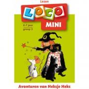 Noordhoff Uitgevers Loco Mini: Avonturen van Heksje Heks