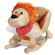 vidaXL Houpací zvířátko lev