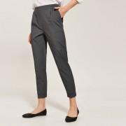 House - Spodnie tailoring - Szary