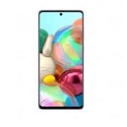 Samsung Galaxy A71 mobilni telefon srebrni DS