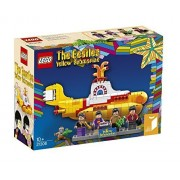 LEGO Lego IDEAS ideas # 015 The Beatles Yellow Submarine The Beatles Yellow Submarine 21306 [parallel import goods]