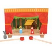 Teatru magnetic- Primul spectacol