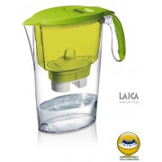 LAICA CLEAR LINE KANCSÓ+1 FILTER ZÖLD 2250 ML