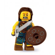 Lego Minifigurer serie 6 Krigare