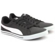 Puma Court Point Vulc v2 IDP Sneakers For Men(Black)