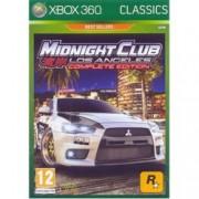 Midnight Club LA Complete Edition (Platinum), за XBOX360