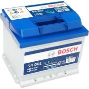 Bosch S4 12V 44Ah 440A Jobb+ autó akkumulátor