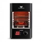 Klarstein Steakreaktor 2.0 Indoor Grillanordning 850 °C 1600W Infraröd