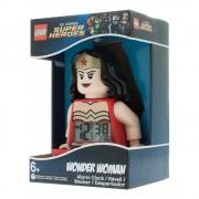 LEGO Super Heroes, Ceas cu alarma - Wonder Woman