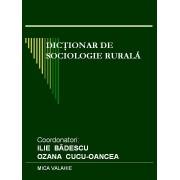 Dictionar de sociologie rurala (eBook)