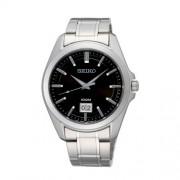 Seiko horloge SUR009P1 zilverkleurig
