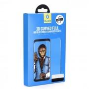 Pelicula de Vidro Temperado Samsung S8 Plus (Samsung G955) Full Glue 5D AB Mr. Monkey Preto