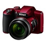 Nikon B600 rot Digitale camera 16 Mpix Zoom optisch: 60 x Rood
