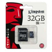 CARD DE MEMORIE KINGSTON MICROSDHC 32GB