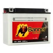 Banner Y50-N18L-A Bike Bull motorkerékpár akkumulátor - 52012