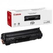 Тонер касета за Canon CRG-737, black - CR9435B002AA