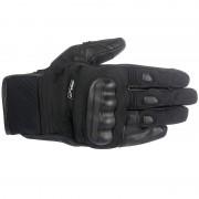 alpinestars Motorradhandschuhe kurz Alpinestars Corozal Drystar Handschuh schwarz L schwarz