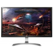 "Monitor IPS LED LG 27"" 27UD59-B, Ultra HD (3840 x 2160), HDMI, Display Port, FreeSync, 5 ms (Negru/Argintiu)"