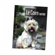 "Artemis Livre ""Cairn Terrier"" Collection Pet Book"