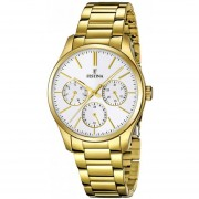 Reloj de pulsera Festina F168151-Dorado