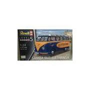 Revell 07436 Vw T1 Samba Bus Lufthansa 1:24
