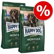 Двойна опаковка: Happy Dog Supreme суха храна за кучета - Fit & Well Adult Sport (2 x 15 кг)