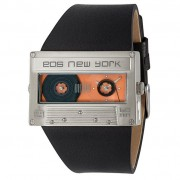EOS New York Mixtape Watch Black/Orange 302SSILORG