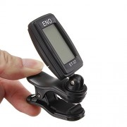 ENO ET-37 LCD Clip-on Electronic Guitar Bass Violin Ukulele Tuner