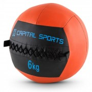Capital Sports Epitomer Wall Ball Set, narancssárga, 6 kg, műbőr, 5 darab (PL-5x-8392)