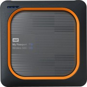 Western Digital My Passport Wireless SSD 2TB grijs Externe Harde Schijf