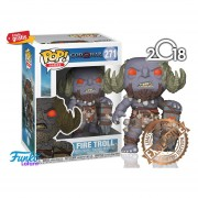Fire Troll Funko Pop Original De God Of War