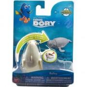 Figurina interactiva Bailey din Finding Dory, Alb, Bandai Import