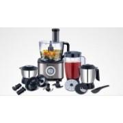 Bajaj FX1000 Fab 1000 W Food Processor(Black)