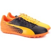 Puma evoSPEED 17.5 TT Football Shoes For Men(Blue)