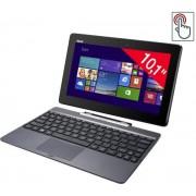 Transformer Book T100 - gris clair - 1 To HDD + 32 Go eMMC - Tablette avec dock ckavier (T100TAM BING-DK026B) + Pack Microsoft Office Famille 365 offert