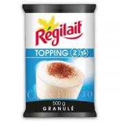 Lapte granulat Regilait Topping Vegetal Blue 500g