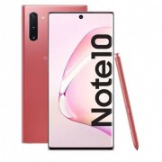 "Samsung Smartphone Samsung Galaxy Note 10 Sm N970f Dual Sim 6.3"" Dynamic Amoled 256 Gb Octa Core 4g Lte Wifi Android Refurbished Aura Pink"