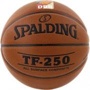 Spalding Basketball TF 250 DBB (Indoor/Outdoor) - braun | 7