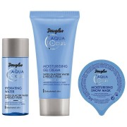 Douglas Collection Aqua Focus Starter Kit Set péče o pleť obličeje 1 kus