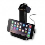 Griffin WatchStand Charging Dock - поставка за Apple Watch и iPhone