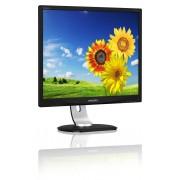 "Philips Brilliance P-line 19P4QYEB - Monitor LED - 19"" - 1280 x 1024 - ADS-IPS - 250 cd/m² - 1000:1 - 5 ms - DVI-D, VGA, Displa"