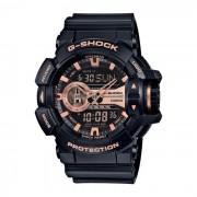 Reloj casio g-shock GA-400GB-1A4 para hombre - negro y oro rosa