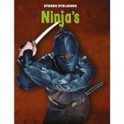 Stoere strijders: Ninjas - Sean McDaniel