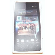 Силиконов гръб ТПУ за Sony Xperia acro S LT26w Бял