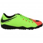 Zapatos Fútbol Hombre Nike HypervenomX Phelon III TF + Medias Largas Obsequio