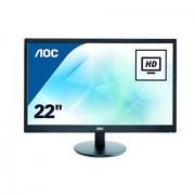 """AOC e2270Swn 21.5"""" Full HD Nero"""